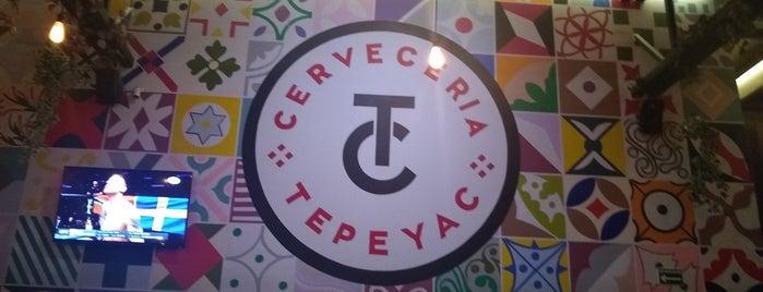 Cervecería Tepeyac is one of Cecilia'nın Beğendiği Mekanlar.