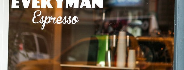 Everyman Espresso is one of NYC.