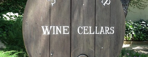 Stag's Leap Wine Cellars is one of Napa.