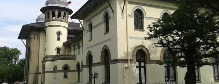 Tarihi Edirne Tren İstasyonu is one of สถานที่ที่ ESRA👑 ถูกใจ.