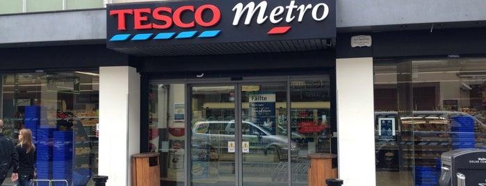 Tesco Metro is one of Posti che sono piaciuti a Sabrina.