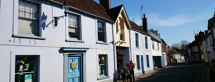 The Roald Dahl Museum and Story Centre is one of Europe.