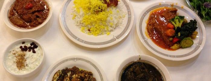 Hani Parseh Restaurant | رستوران هانی پارسه is one of สถานที่ที่บันทึกไว้ของ vahid.