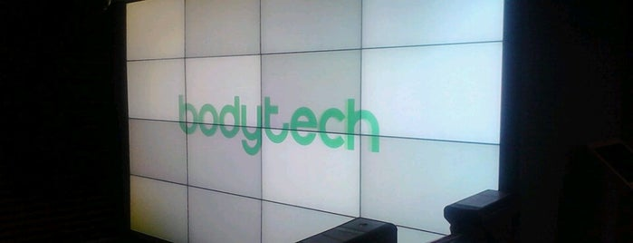 Bodytech is one of Locais curtidos por Daniel.