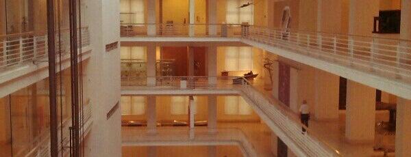 Národní galerie Praha   Veletržní palác is one of Creative Inspiration: Galleries.