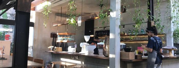 Titik Temu is one of Bali's Best Cafés.