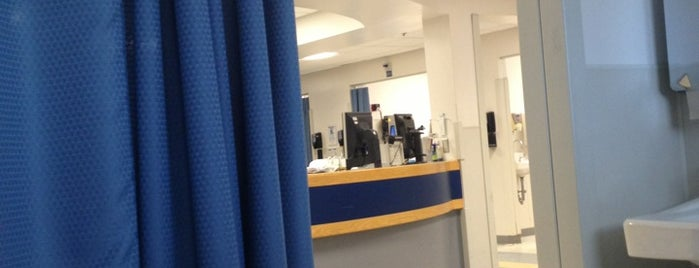 Martinsville Memorial Hospital (ER) is one of As minhas visitas.
