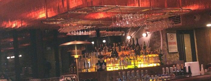Jigger Roof Bar Wyndham Grand Kalamış Marina is one of Bar-Pub.
