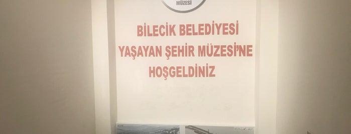 Bilecik Belediyesi Yaşayan Şehir Müzesi is one of Bilecik.