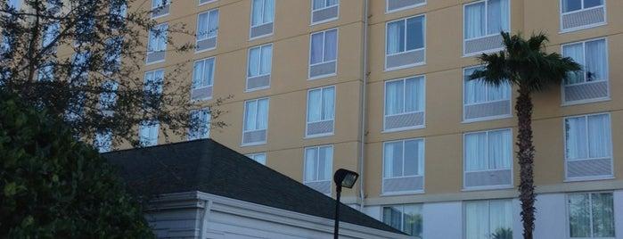 Hilton Garden Inn is one of Burcu'nun Beğendiği Mekanlar.
