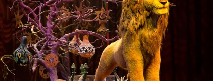 Festival of the Lion King is one of Orlando Vacation.