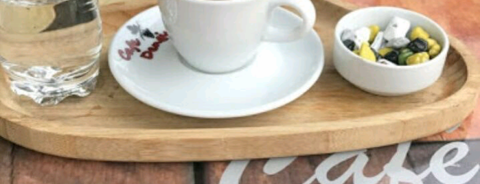 Cafe Dengi is one of themaraton.