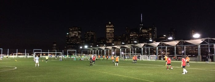 Pier 5 Soccer Fields is one of places to return (numero quattro).