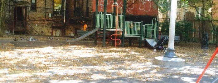Berry Playground is one of Where to play ball — Public Courts.