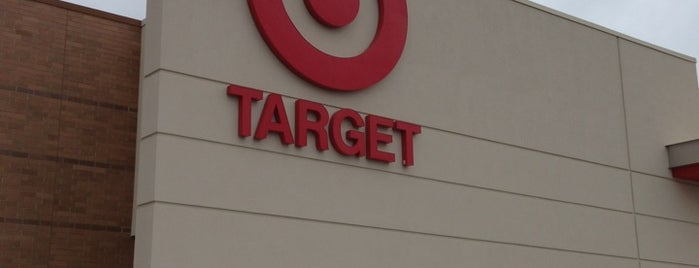 Target is one of Locais curtidos por Chad.