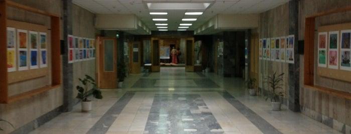 Российская государственная детская библиотека (РГДБ) is one of С ребенком.