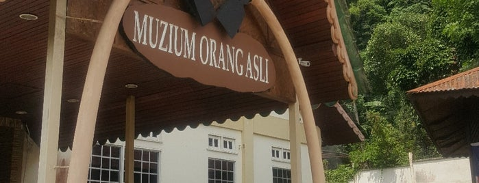 Orang Asli Museum is one of Go Outdoor, MY #6.