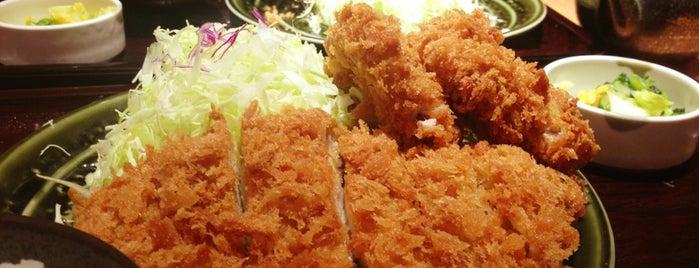 Tonkatsu Wako is one of Locais curtidos por Tora.