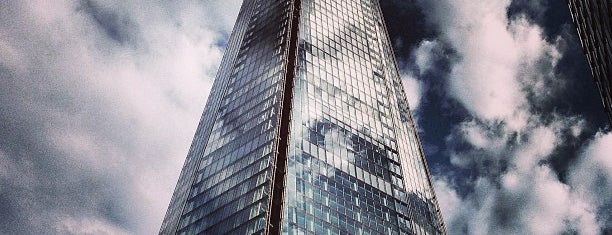 The Shard is one of Doing Stuff with Paws.