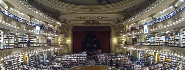 El Ateneo Grand Splendid is one of Bue: Geral.