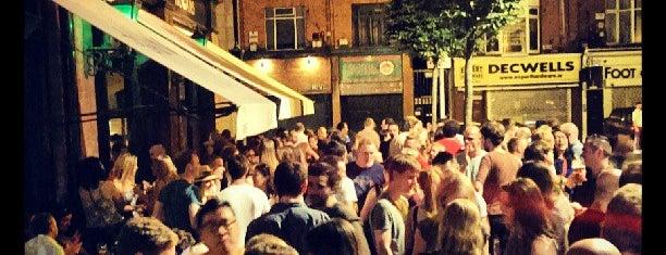 Hogan's Bar is one of Dublin TODO.