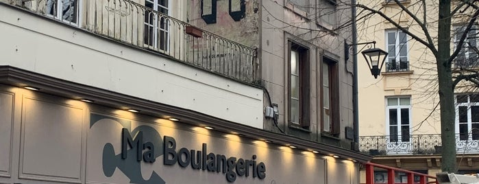 Ma Boulangerie is one of Rouen.