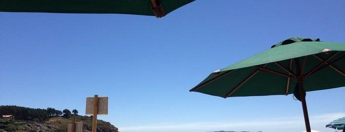 Praia de Paxariñas is one of Locais curtidos por Mrs. Knook.
