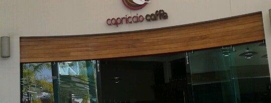 Capriccio Caffè is one of 👫.