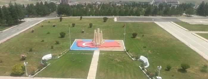 Diyarbakır İl Jandarma Komutanlığı is one of Locais salvos de Hakan.