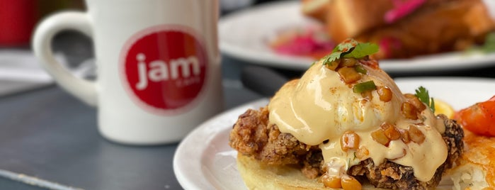 Jam Cafe is one of The Couve.
