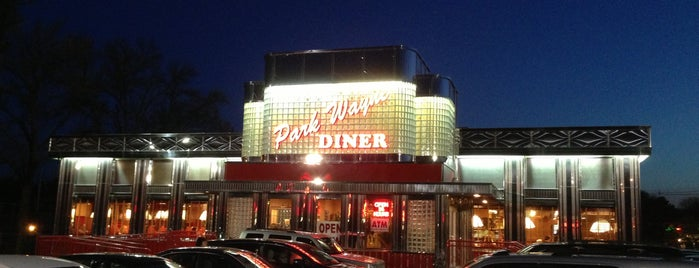 Park Wayne Diner is one of Tempat yang Disukai IS.