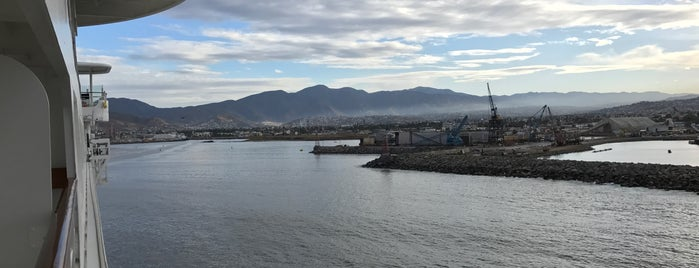 Ensenada Port Inlet is one of Ryan : понравившиеся места.