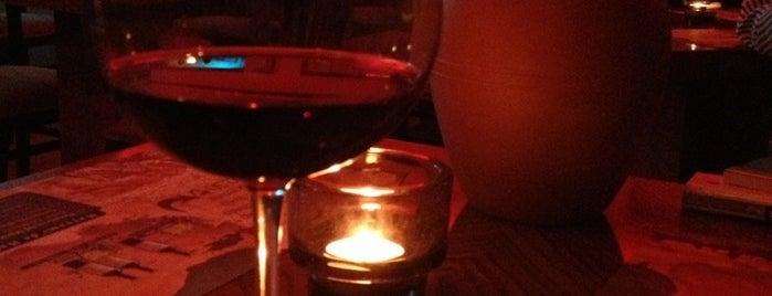 Hayyami Şarap Evi is one of Best Wine Bars in Turkey.