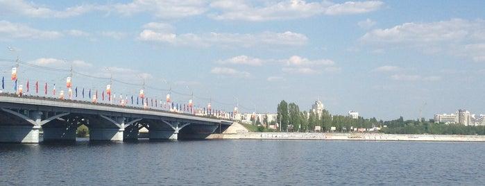 Чернавский мост is one of VRN.