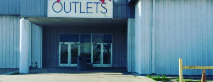 VF Outlet is one of North Texas favs.