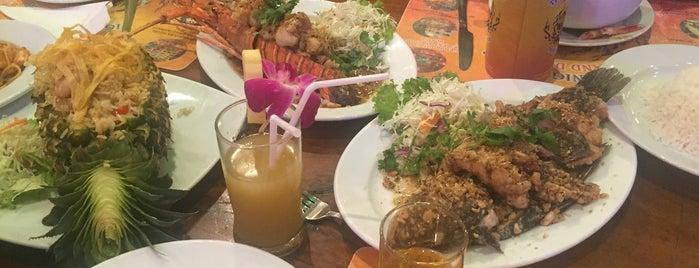 Tiger Inn Patong Restaurant & Steakhouse is one of Ilima 님이 좋아한 장소.