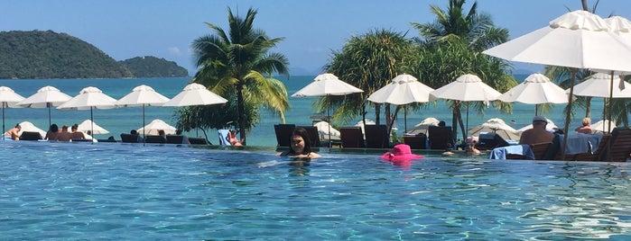 Pullman Phuket Panwa Beach Resort is one of Ilima 님이 좋아한 장소.