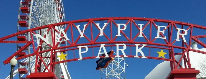 Navy Pier is one of Sites You May Want To see In Chicago.