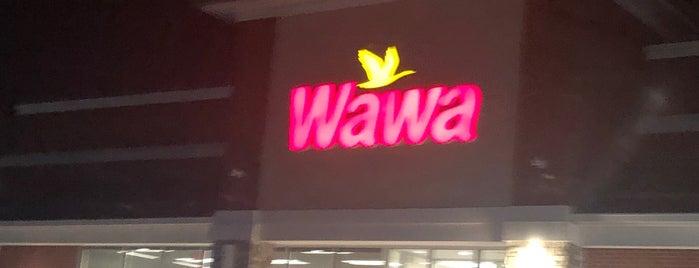 Wawa is one of Crystal : понравившиеся места.