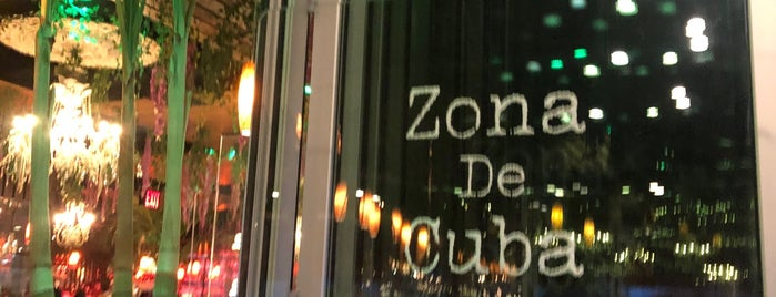 Zona De Cuba is one of NYC Eat and Drink.