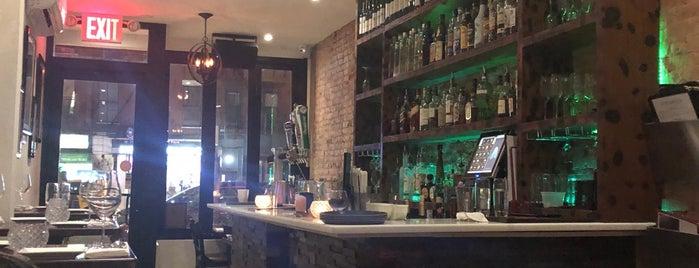 Buenavista Restaurant & Bar is one of Locais salvos de Anechka.