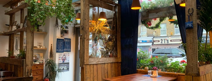 The Rosemary is one of CuisinesOfLondon.