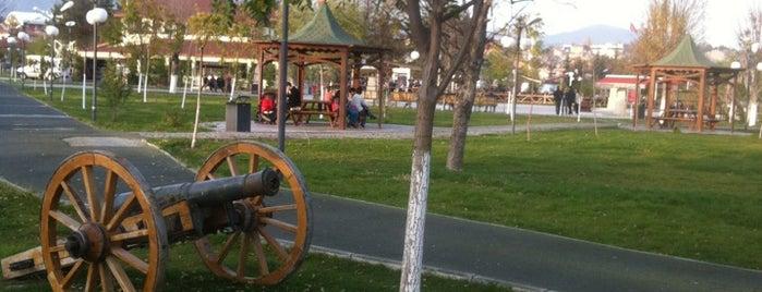 Karaçayır Parkı is one of Bolu & Düzce.