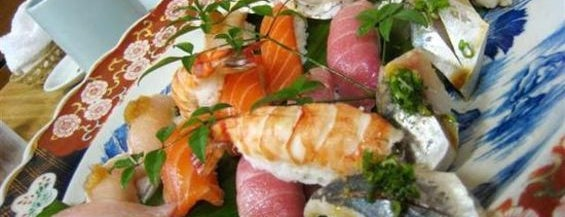 Sushi Shibucho is one of OC's and Long Beach Best Places to Eat Fish.