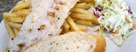 California Fish Grill is one of OC's and Long Beach Best Places to Eat Fish.