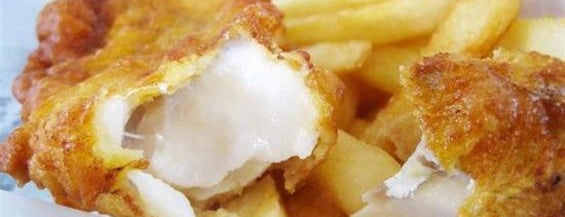 The Chippy Fish & Chips is one of OC's and Long Beach Best Places to Eat Fish.