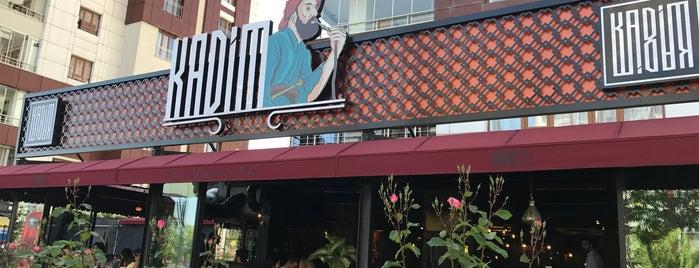 Kadim Nargile Cafe is one of ahmetさんのお気に入りスポット.