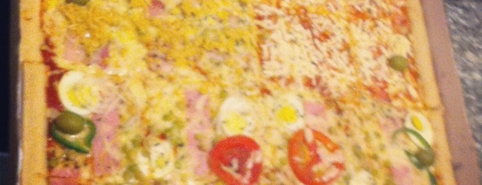 D'Itàlia Pizza Quadrada is one of Claudia : понравившиеся места.