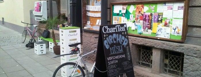 MuK Müslibar und Kiosk is one of Lieblinge.