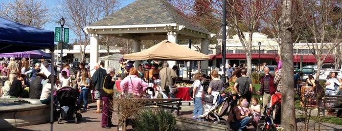 Sebastapol Farmers Market is one of Lieux qui ont plu à Lynette.